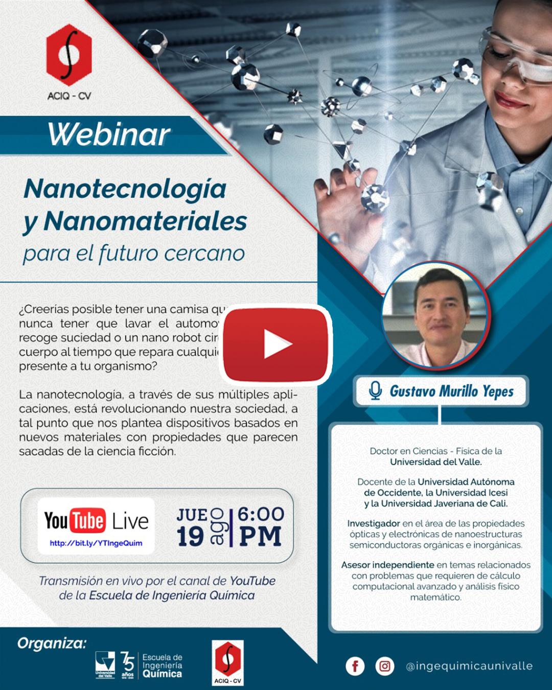 Nanotecnología y Nanomateriales para el futuro cercano