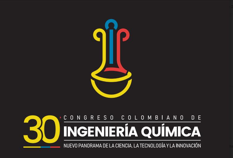 30 Congreso Colombiano de Ingeniería Química